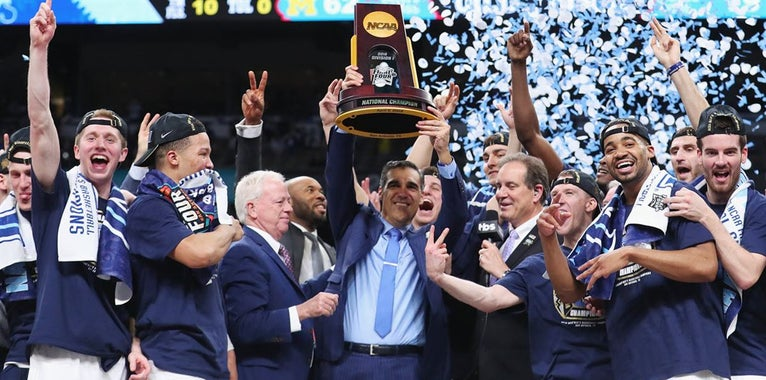 College basketball national championship odds for 2018-19