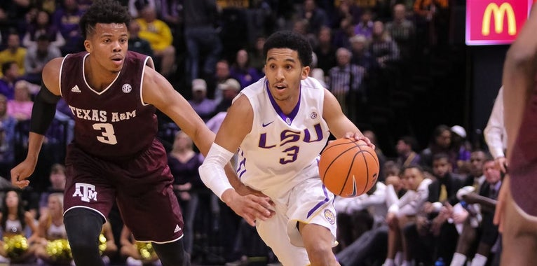 Tremont Waters enters name for NBA Draft