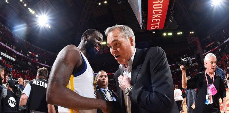 Rockets GM Daryl Morey: We should've won Game 7
