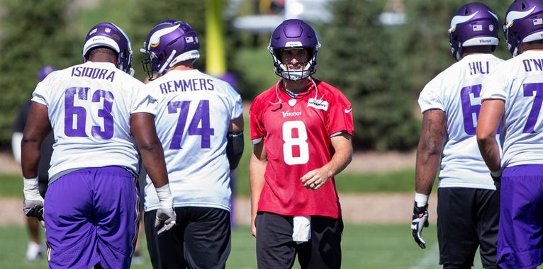 Sunday slant: Comparing the Vikings to NFC North in 2020