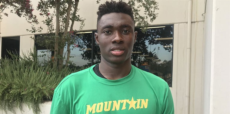 Mady Sissoko: Four-star 2020 center continues dominant summer