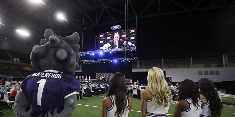 Big 12 media day: What the coaches had to say on Monday