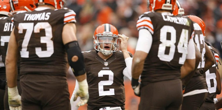 Eight NFL teams who could have used Johnny Manziel