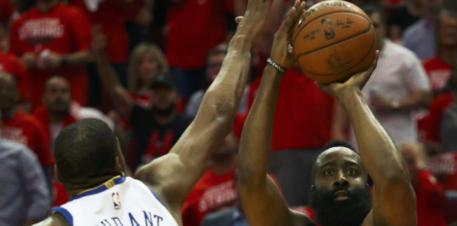 James Harden's shooting struggles a major cause for concern