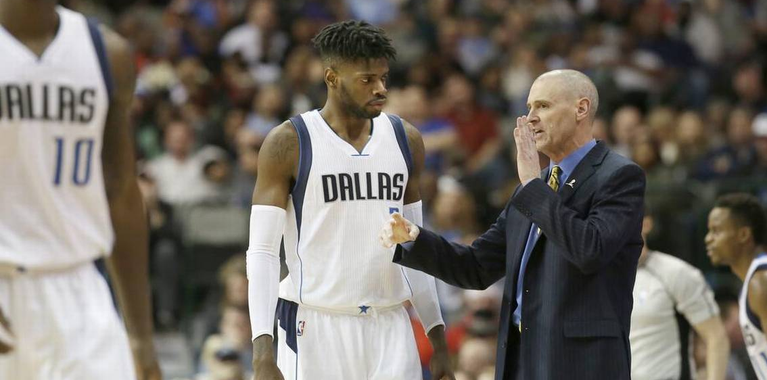 Mavs Vs Noel: Somebody Just Blinked; What Are The Magic Numbers?