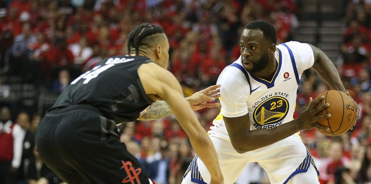 Draymond Green's mother lays down challenge to Warriors fans