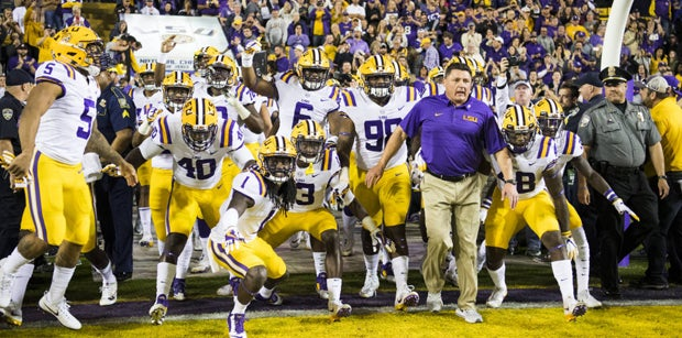 LSU hits SEC Media Days on Monday