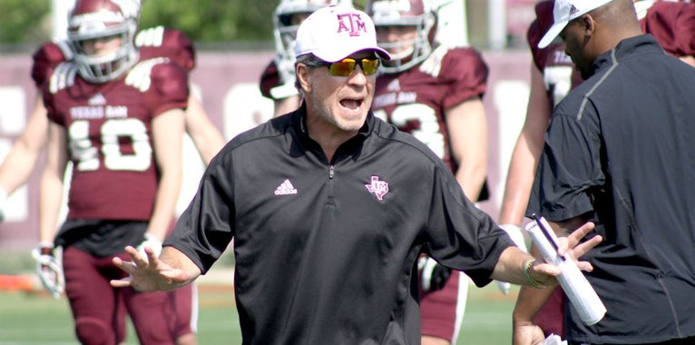 Anonymous SEC coaches expect big changes for A&M under Fisher