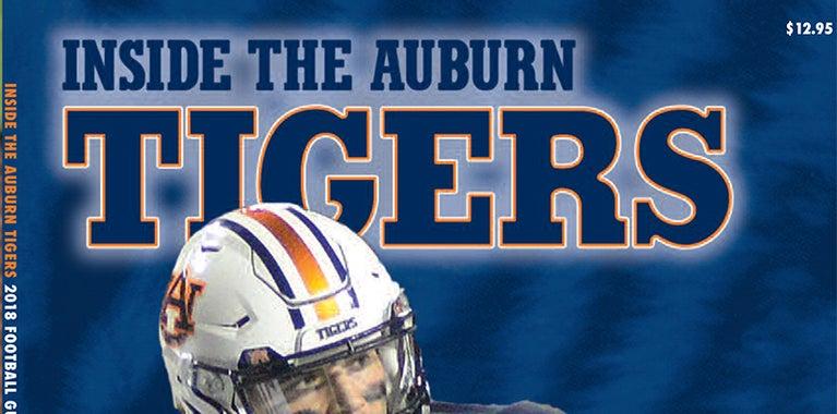 Inside the Auburn Tigers Auburn Football Guide--Available Now