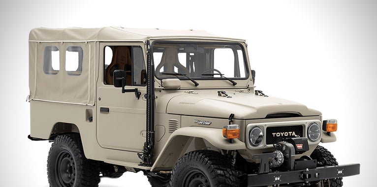 Overland: Toyota Land Cruiser Signature Edition