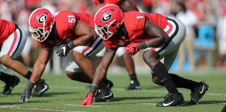Position Outlook: Talent abounds for UGA at OLB