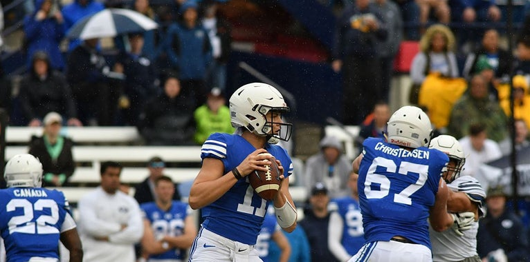 Offense rules the day as BYU wraps spring practices