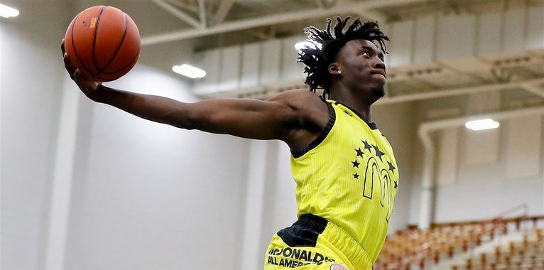 Nassir Little Gaining NBA Draft Hype