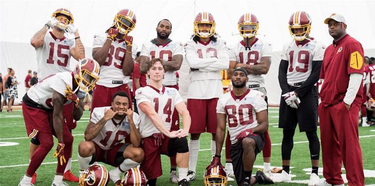 Washington Redskins Key Position Battles: Wide Receiver