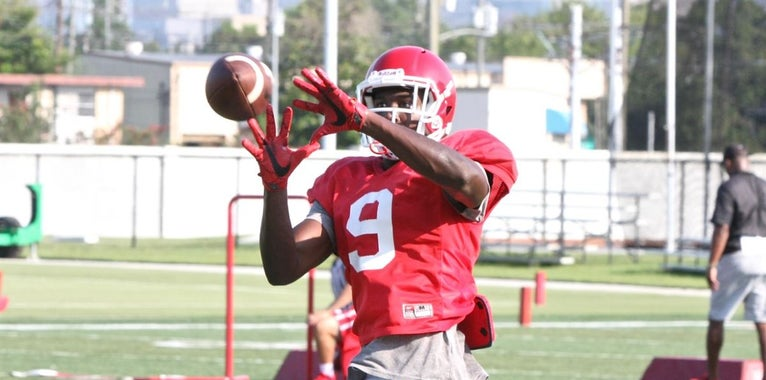 Post Spring Evaluations: Wide Receivers