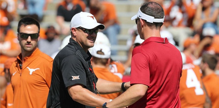 All Big 12 attendees headed to Frisco for Big 12 Media Days