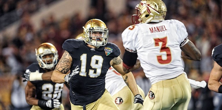 Through the Years: Brian Kelly's 2011 Class