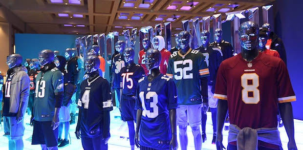 The top-15 NFL jerseys sold this offseason