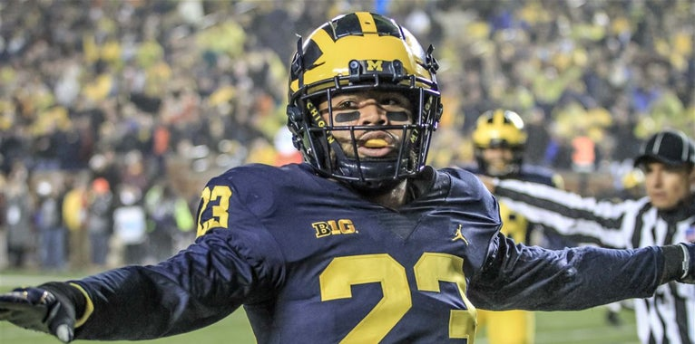 Three seniors tapped to represent Michigan at Big Ten Media Days