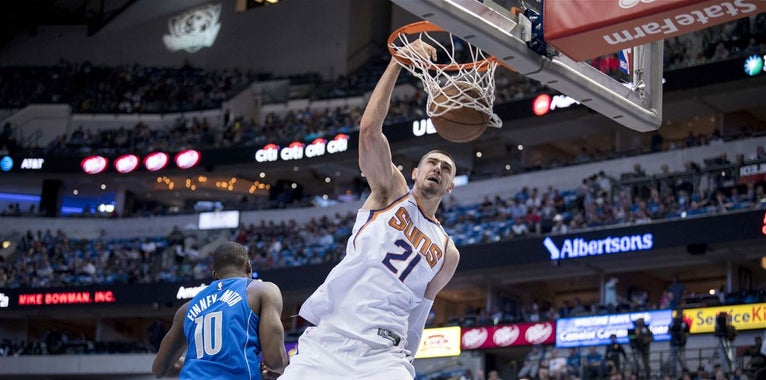Report: Alex Len signs two-year deal with Hawks