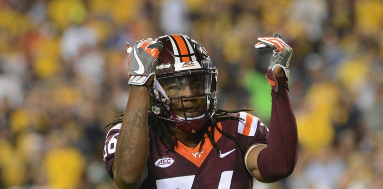 Adonis Alexander excited by chance to join Washington Redskins