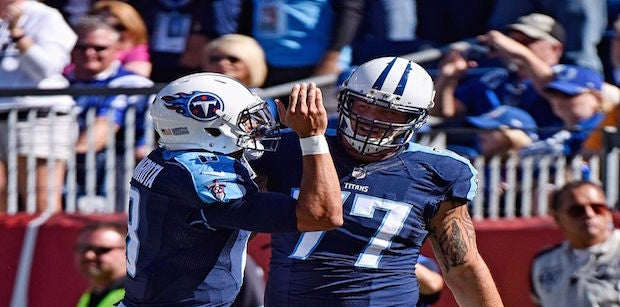 Calculating Taylor Lewan's value to the Tennessee Titans