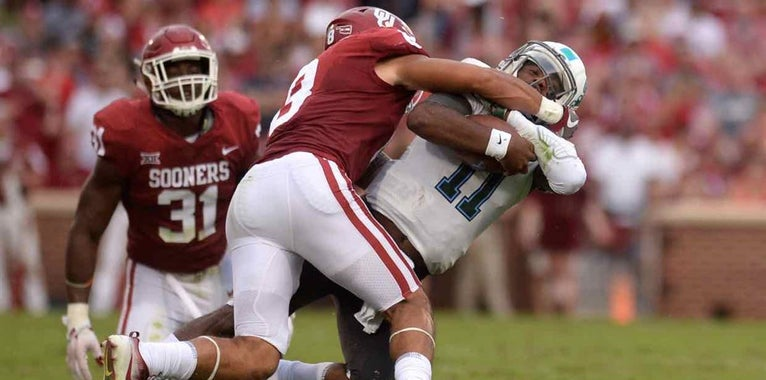 'Pissed off' OU defense attempts to rebound