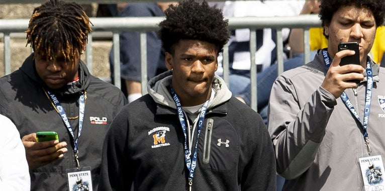 Four-star Ath. camping at Penn State on Saturday