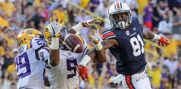 Seven LSU Tigers named All-SEC with Phil Steele