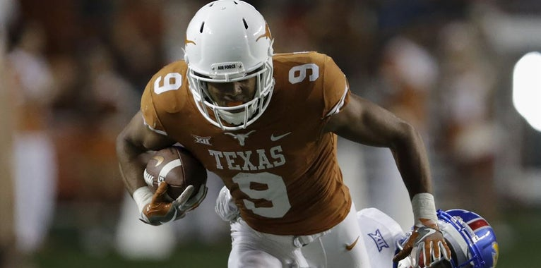 Texas WR Snapshot: Can potential begin to turn into production?