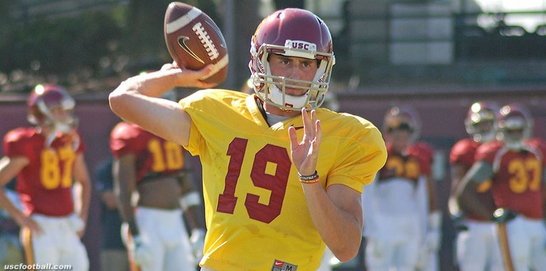 Instant Analysis: USC's first spring practice