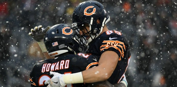 Predicting the Bears depth chart on offense before training camp