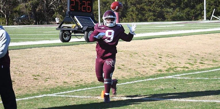 Mississippi State's Malik Dear: 'Back to My Element'