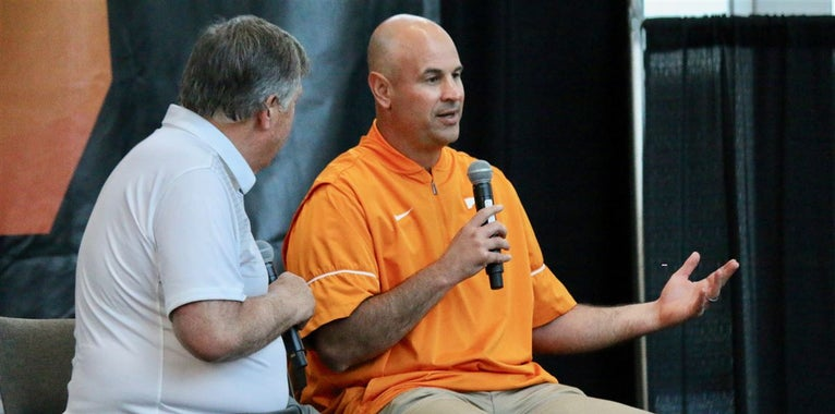 Pruitt, Fulmer discuss Vols' recruiting, Nashville-area talent