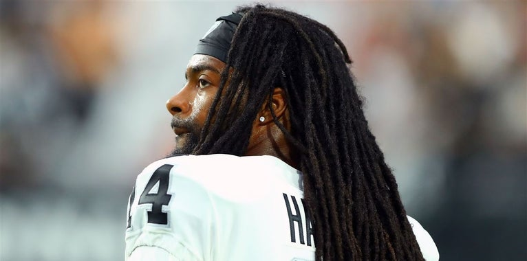 NFL Razorbacks: Keon Hatcher hopes to make Raiders final roster