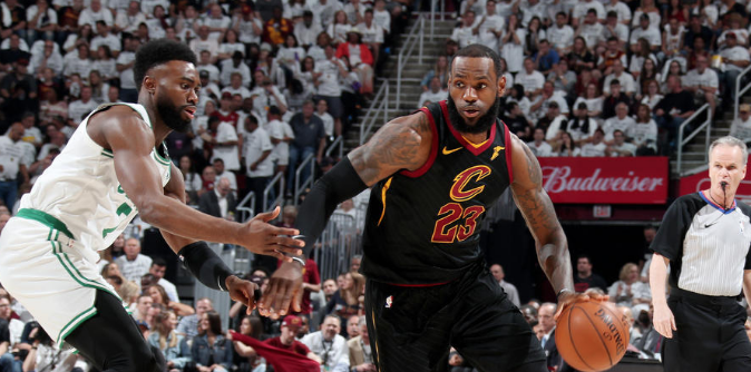 NBA media react to Cavaliers' Game 6 victory over Celtics
