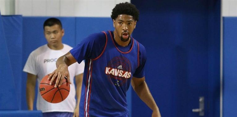 Early basketball days made KU's Dedric Lawson an elite passer