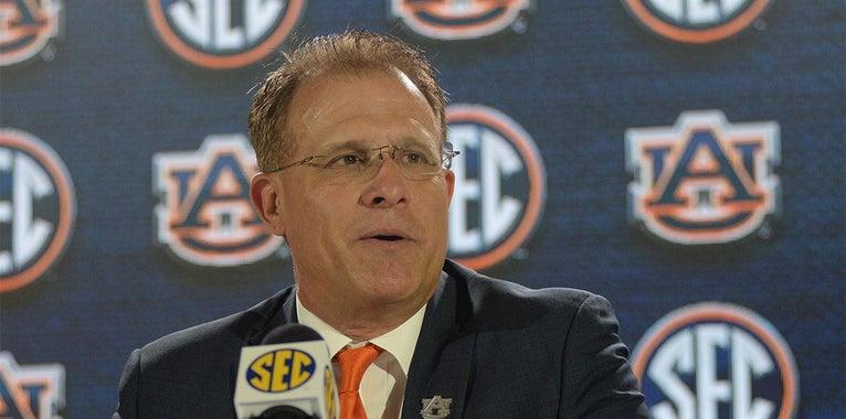 ITAT HD: Auburn's Gus Malzahn Talks Tigers At SEC Media Days