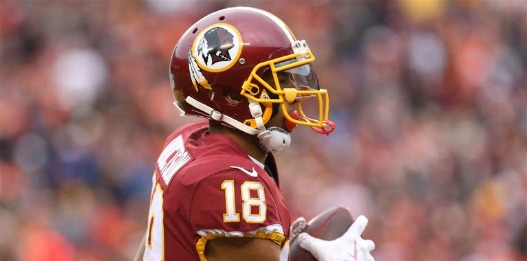 """Josh Doctson promises """"huge things"""" with Redskins in 2018"""