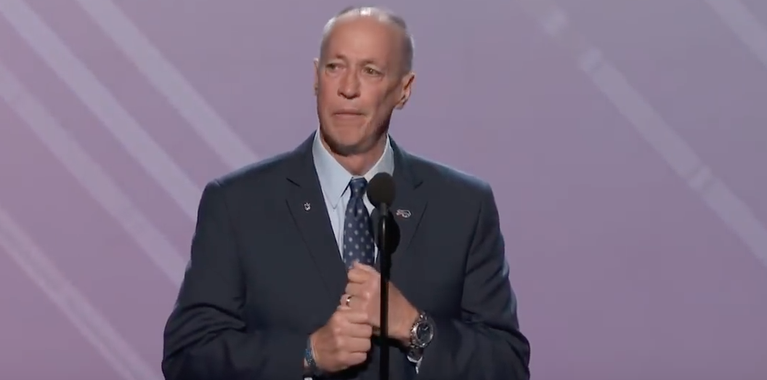 WATCH: Jim Kelly's emotional ESPY speech