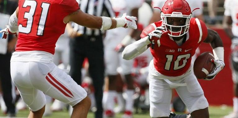 Rutgers Cornerback Blessuan Austin Out for Season
