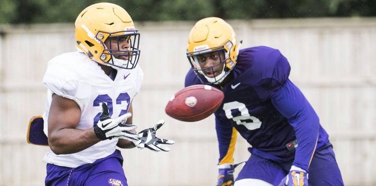 LSU spring football position analysis: Running backs