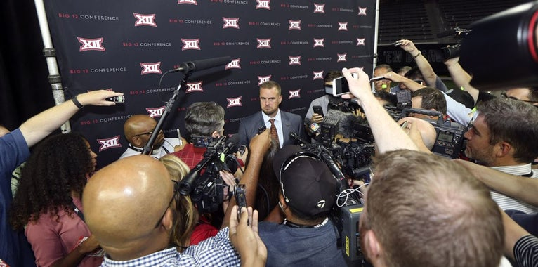 Key quotes from Tom Herman during Big 12 Media Days