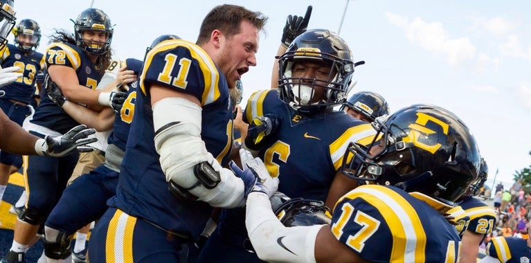 Tennessee's 2018 opponents at a glance: ETSU