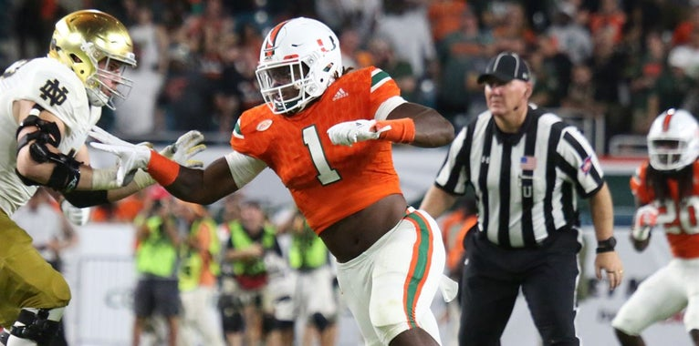 Miami DE eying possible to transfer to Oregon