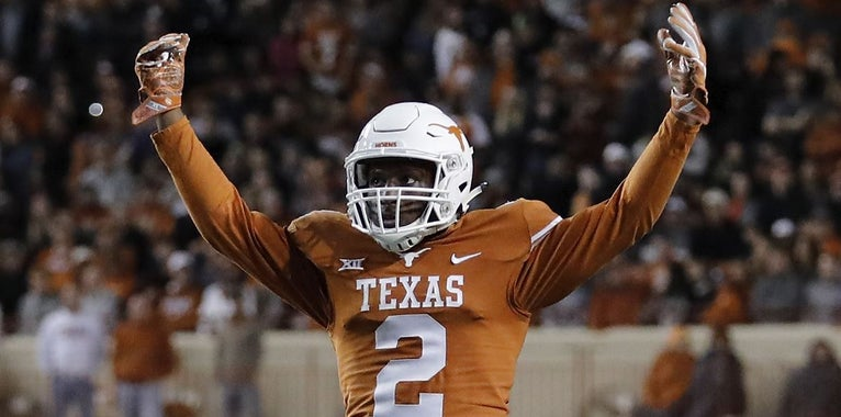 Herman confident a stout D can once again be Longhorns' strength