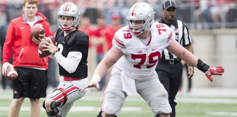 Brady Taylor, Luke Farrell earn starting spots in spring