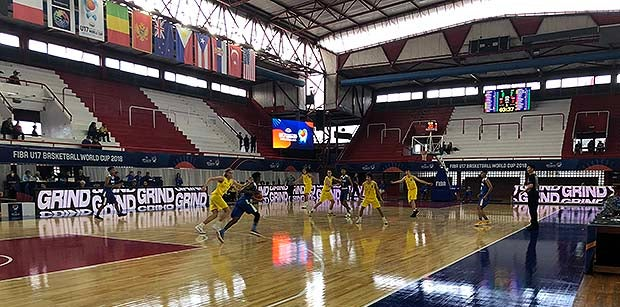 Coaches flock to Argentina for FIBA u17 World Cup