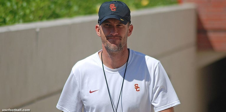 USC report (12/12): Tyson Helton absent, two starters held out