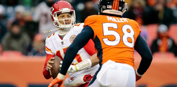 Know Your Enemy   2018 AFC West Preview   Kansas City Chiefs